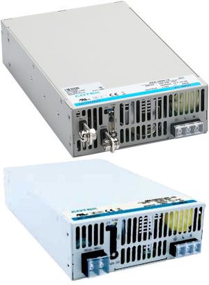 AEK Series Programmable Power Supplies Photo