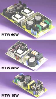 MTW 60W, 30W and 15W Models