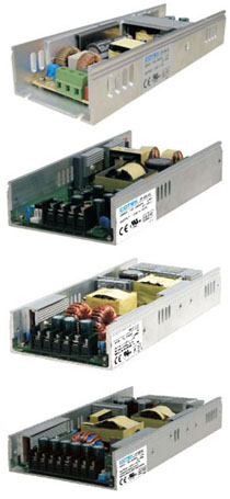 UP Series Power Supplies Photo